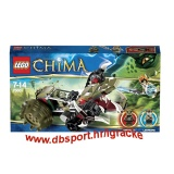 Lego Chima Crawley s Claw Ripper 70001 7-14 years