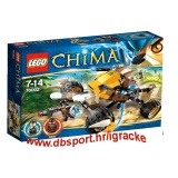 Lego Chima Lennox Lion Attack 70002 7-14 years
